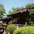 阿智神社について